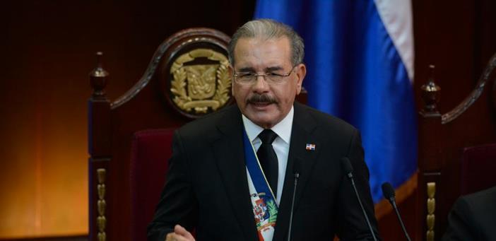 Presidente Danilo garantizó que implicados caso Odebrecht irán a la justicia