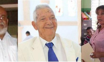 Muerte de don Justo Ramírez causa pesar y dolor en Pedro Brand y Los Alcarrizos