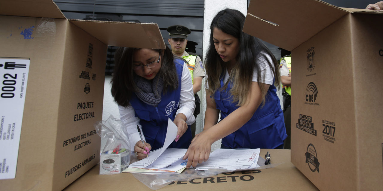 Elecciones en Ecuador: Lo que debes saber sobre este proceso electoral
