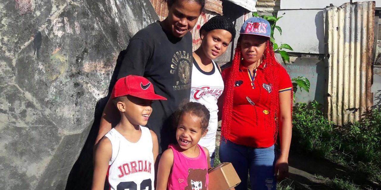 Hoy inició traslado 104 familias Barquita Norte hacia vida de digna en Nueva Barquita