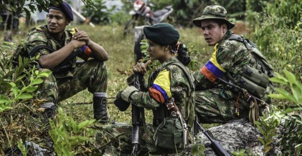 FARC avanzan hacia zonas de desarme