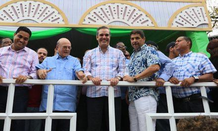 Mejía anuncia que buscará candidatura presidencial en el 2020