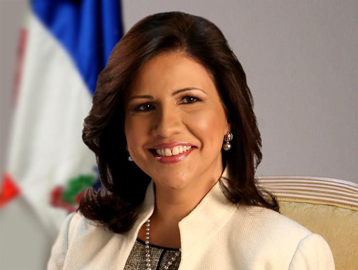Margarita usa color verde en mensaje contra la corrupción antes de discurso DM