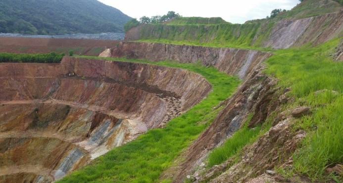 Hallazgo minero en Maimón se trata de cobre de alto grado
