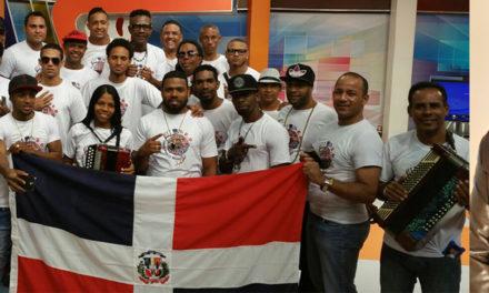Celebración en Condado del Bronx con Winston Paulino y Los Inmigrantes