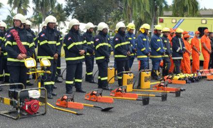Ministerios de Defensa y Medio Ambiente inician operativo contra incendios forestales