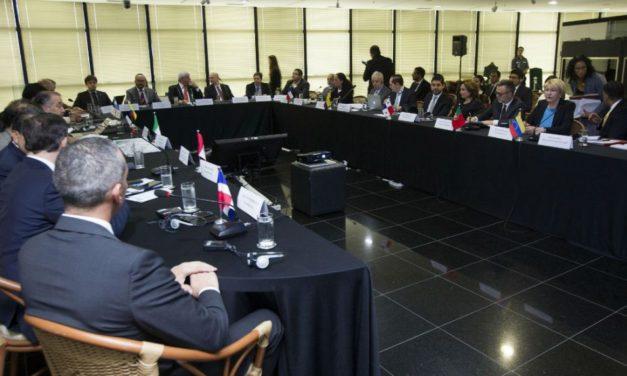 Fiscales latinoamericanos establecerán equipos conjuntos de investigación por caso Odebrecht