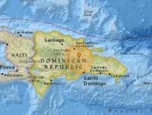 Temblor de 4.5 se siente con fuerza en varias zonas y en el Gran Santo Domingo