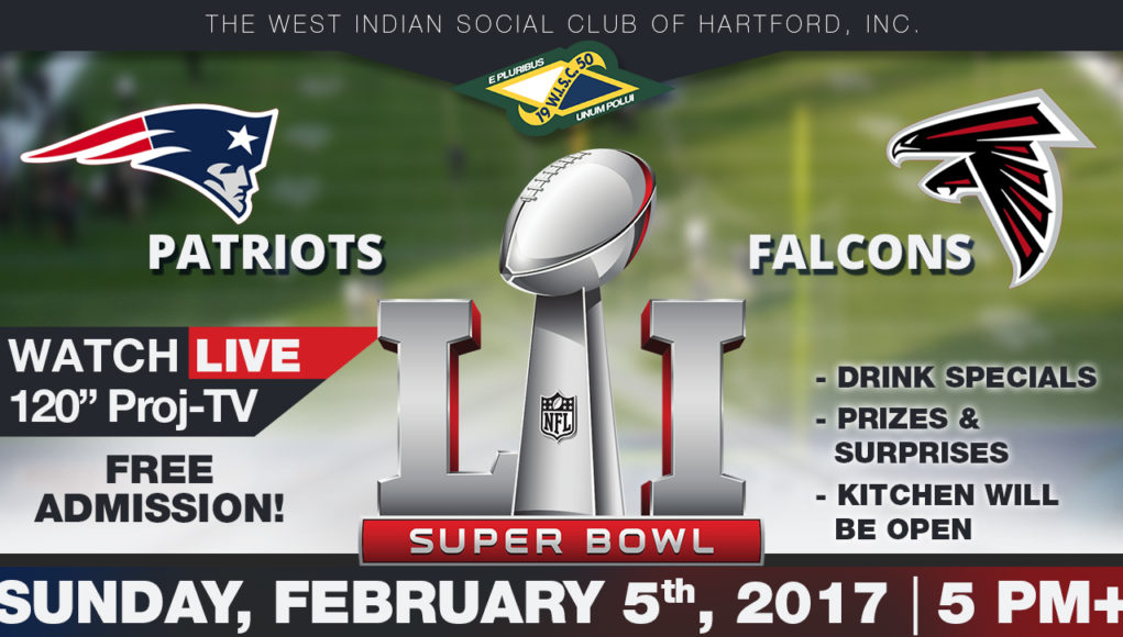 La Super Bowl 2017: Patriots vs. Falcons