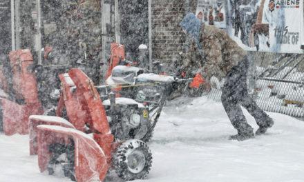 Tormenta invernal azota al noreste de Estados Unidos