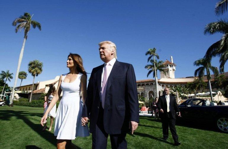 El costo de tres viajes de Trump a Florida supera los 10 millones de dólares