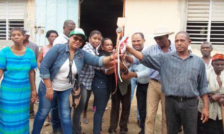 Junta Municipal La Guáyiga inicia reconstrucción obras con Presupuesto Participativo