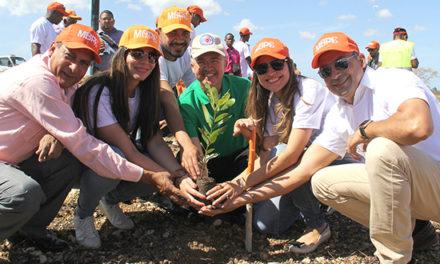 Medio Ambiente, Obras Públicas y RD Vial inician programa nacional de rescate de corredores ecológicos