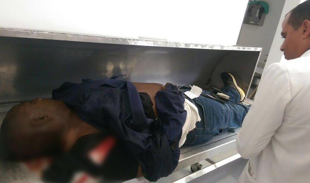 Era dirigente del PRD hombre muerto a tiros en elecciones estudiantiles UASD