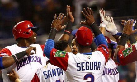 Dominicana aplastó a Canadá, exhibió una ofensiva devastadora y un pitcheo letal