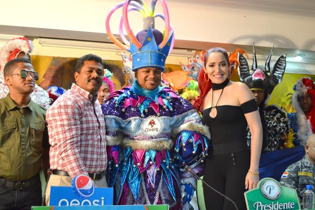 Ayuntamiento Los Alcarrizos anuncia su desfile de Carnaval