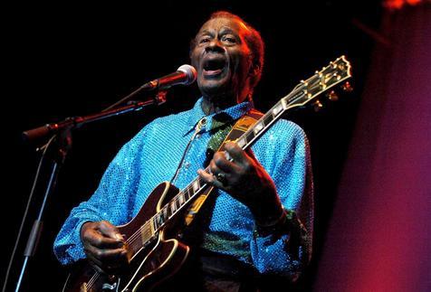 Adiós a una leyenda, se nos fue para siempre Chuck Berry