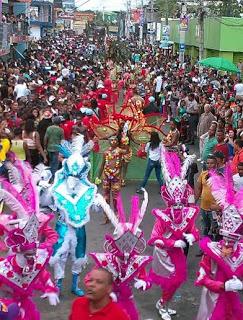 Clausuran, carnaval, Los Alcarrizos, Alcarrizos News Diario Digital