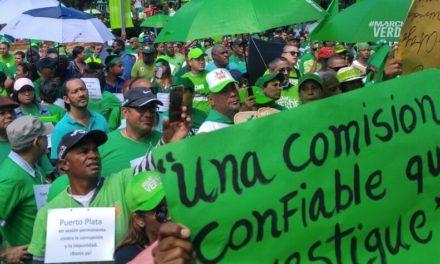 Colectivo Marcha Verde no cree en interrogatorios y anuncia concentración en Santiago