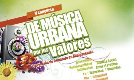 Vicepresidencia lanza el V Concurso Música Urbana por los Valores