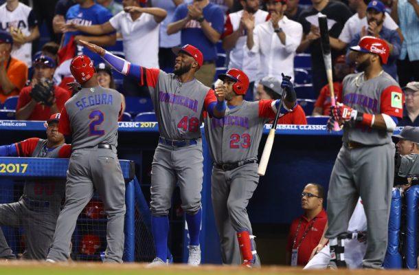 Dominicana gana a Colombia en el Clásico Mundial de Béisbol