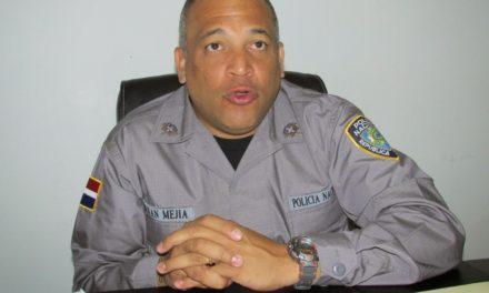 Director de la Policía de Los Alcarrizos incrementa patrullaje en el municipio Pedro Brand