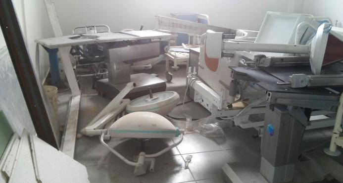 El hospital Vinicio Calventi de Los Alcarrizos sucumbe por una deuda millonaria