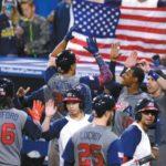 Estados Unidos elimina a Dominicana del Clásico Mundial y avanza a la semifinal