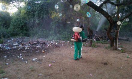 Obras Públicas fumiga 6,297 viviendas en Manoguayabo y Herrera; lleva agua a Los Alcarrizos