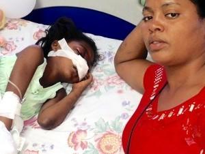 Imponen prisión preventiva contra hombre que golpeó niña con un bate