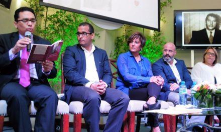 Vicepresidencia rinde homenaje póstumo a escritor René del Risco Bermúdez