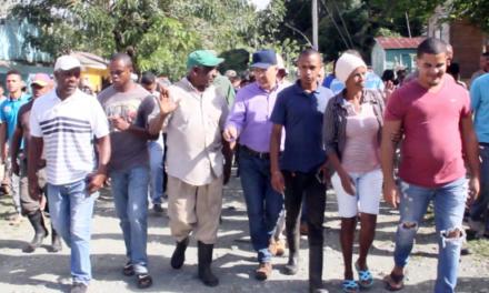 Ministro de Medio Ambiente recorre próxima área a intervenir: Los Haitises