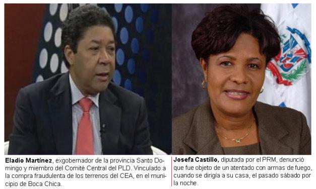 Atentan contra la vida de diputada por denuncias sobre irregularidades del CEA