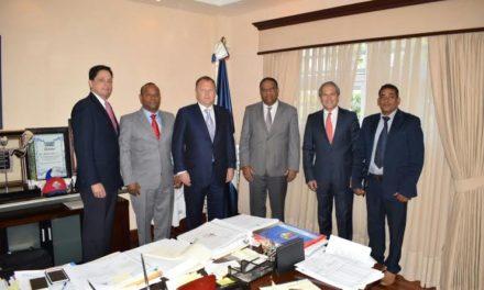 Presidente Federación Internacional de Judo elogia visión del Ministerio de Deportes
