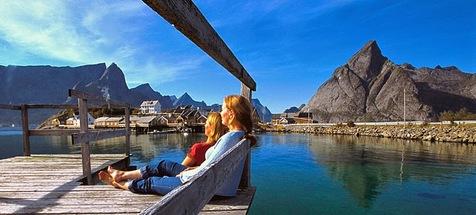 Noruega es el país más feliz del mundo