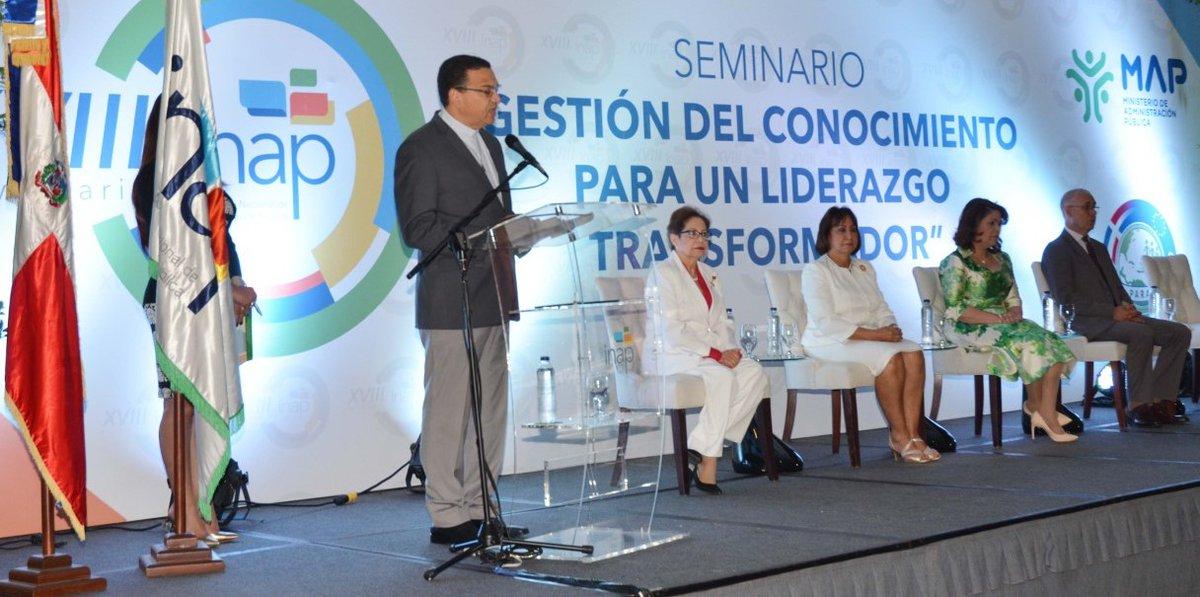 El INAP celebra XVIII aniversario con el compromiso de transformar al servidor público