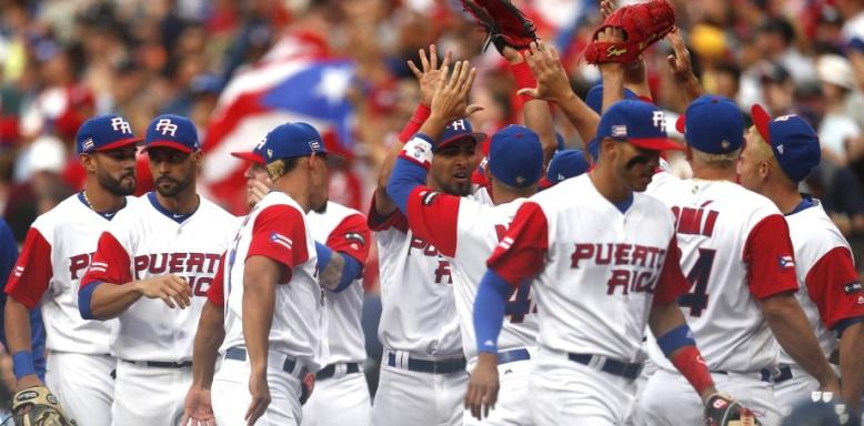 Puerto Rico le apagó el merengue al equipo de la República Dominicana