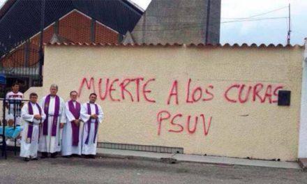 Amenazan de muerte a sacerdotes en Venezuela