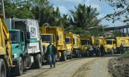 Se agudiza la crisis con la empresa que administra el vertedero de Duquesa, el Gran Santo Domingo se llena de basura