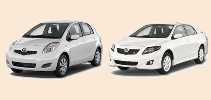 Pro Consumidor indica vehículos Toyota Yaris y Corolla presentan problemas en bolsas de aire