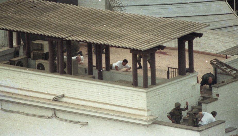 La operación Chavín de Huántar: impresionante rescate de 71 rehenes
