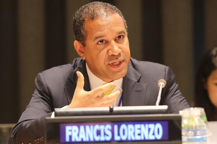 Francis Lorenzo, diplomático dominicano se declara culpable en caso de corrupción