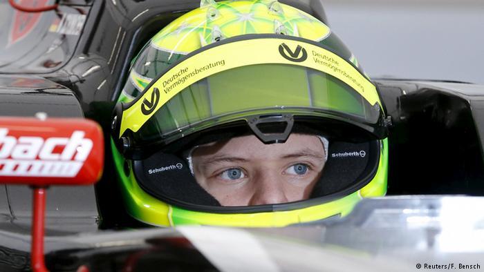 Hijo de Michael Schumacher hace su debut en la Fórmula 3