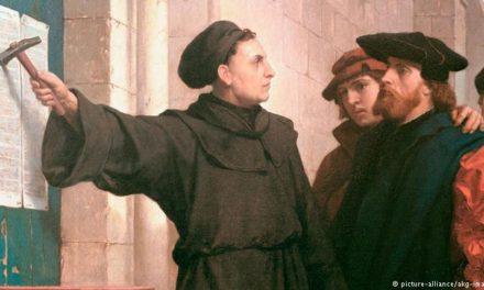 Lutero, una figura muy compleja