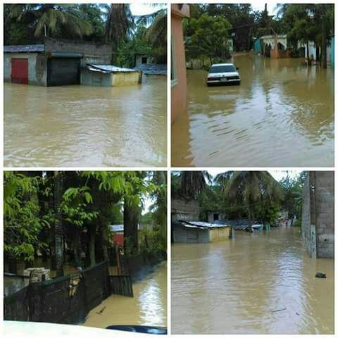 Fuerza Aérea rescata varias personas en Manoguayabo