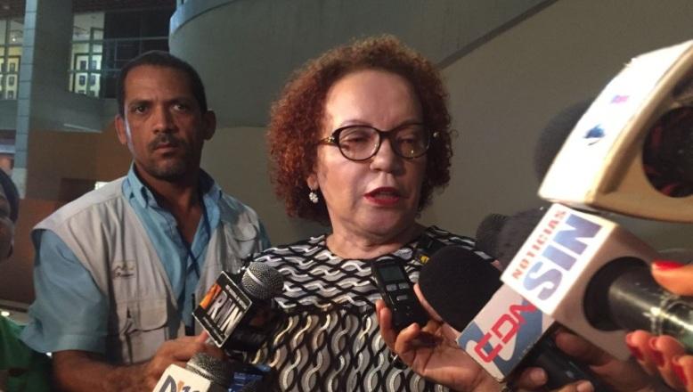 Jueza Miriam Germán Brito dice el Poder Judicial no está ajeno a lo que pasa en la sociedad
