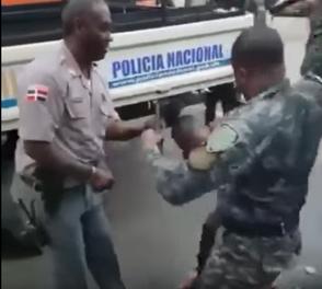 Derechos Humanos y moradores de Cristo Rey piden destituir al coronel Maríñez