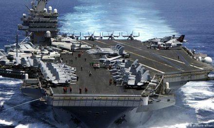 Estados Unidos envía portaaviones a la península coreana