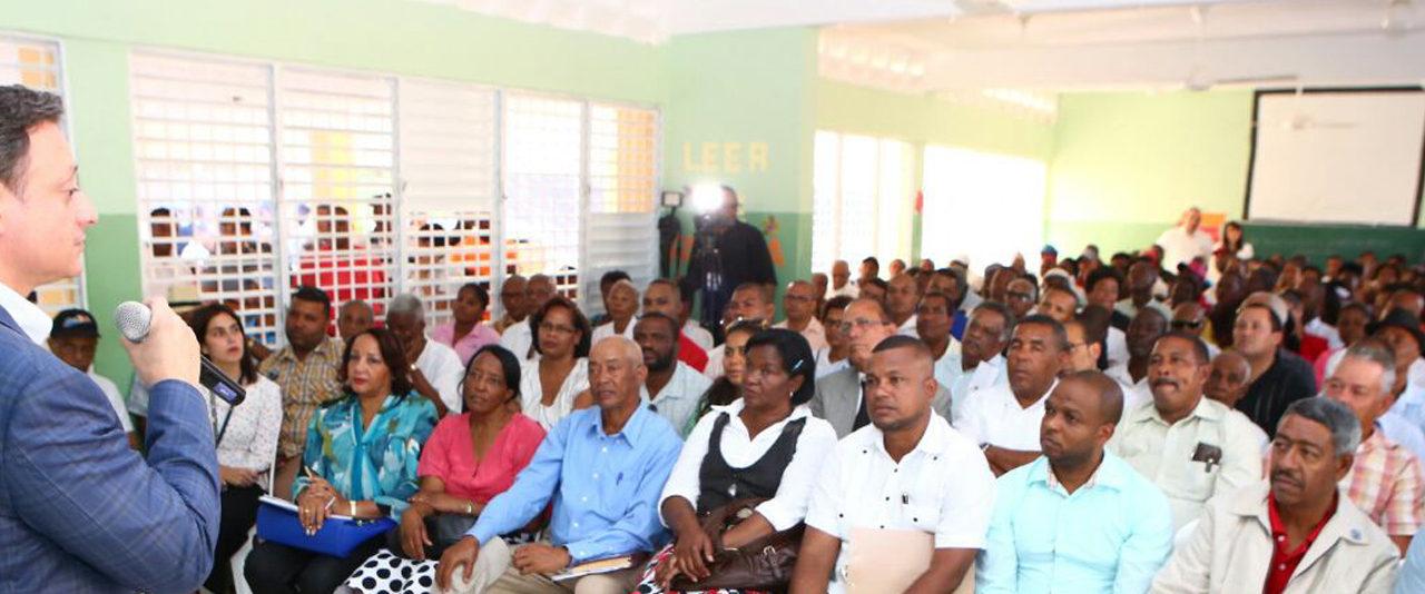 Procurador anuncia abrirán Unidad de Atención a víctimas de Violencia de Género en Samaná
