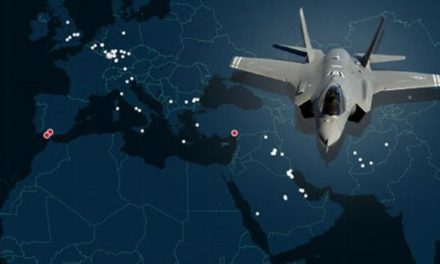 La descomunal red de bases militares con la que Estados Unidos domina el mundo